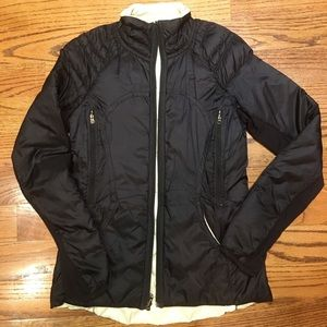 lululemon Women reversible winter jacket